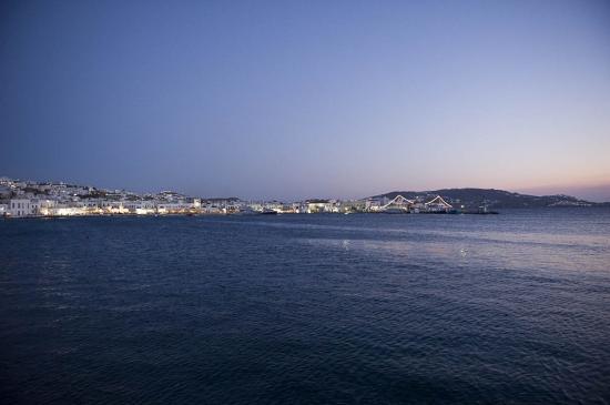 01 - Arrivée à Mykonos