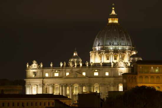 02 - Rome by night