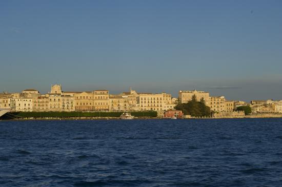 02 - Syracuse vue de la mer