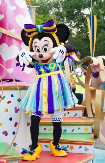 04 - Elle est pas belle Minnie