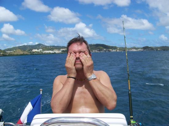 06 - Le jetlag. Il va falloir prendre un rhum. Ou 2 !