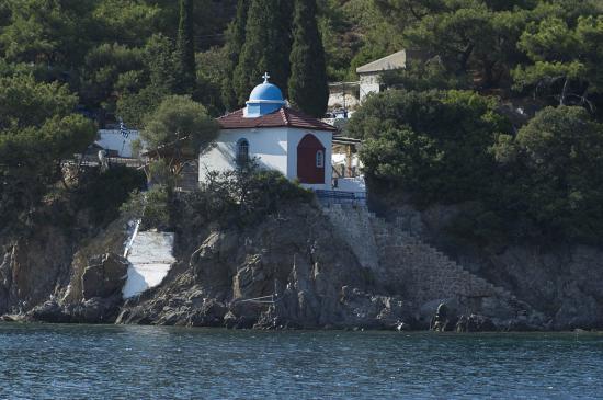 07 - Premier Paysage Grecque