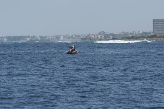 08 - Dakar en vue