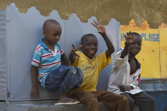 09 - Enfants, avenir du monde