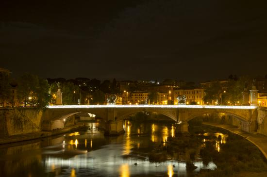 10 - Rome by night