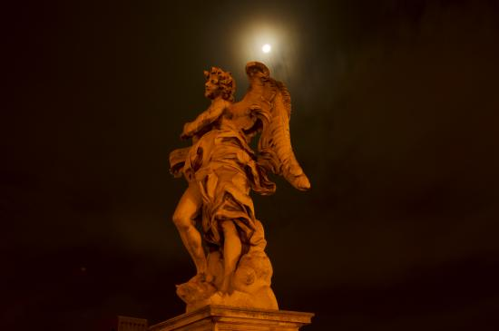 11 - Rome by night
