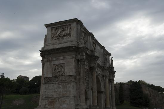 Balade dans Rome