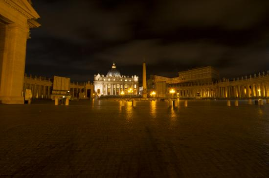 13 - Rome by night