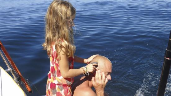 14 - Le capitaine chez le coiffeur