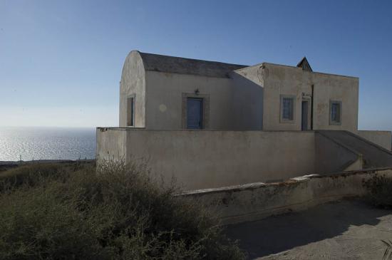 16 - Le village au sommet de l'île