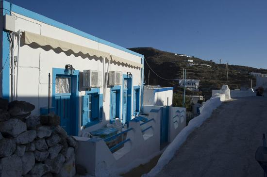 17 - Le village au sommet de l'île