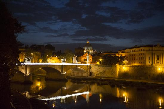 20 - Rome by night