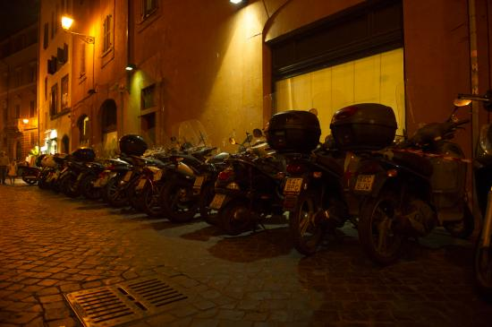 21 - Rome by night
