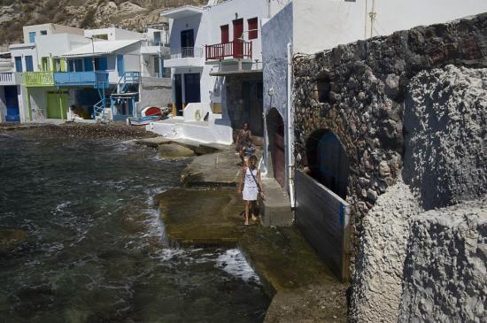 26 - Autre village les pieds dans l'eau