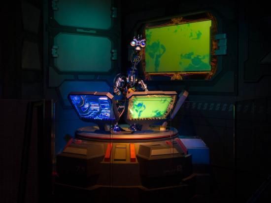 37 - Départ pour un voyage intergalactique