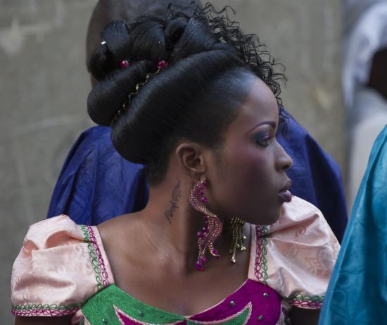 37 - La mariée arrive