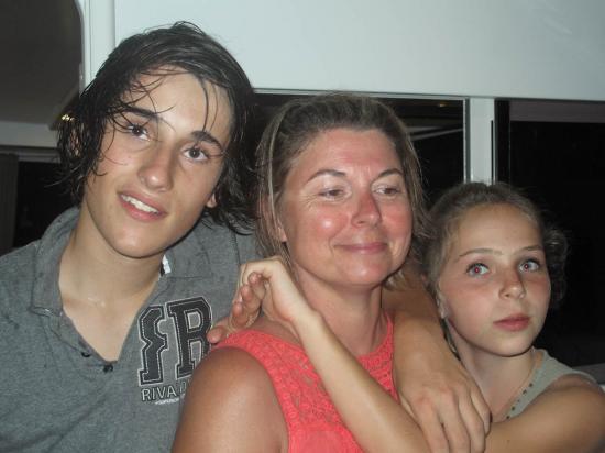 41 - Hugo, Christelle et Juju