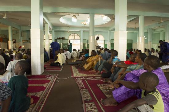 49 - Cérémonie à la Mosquée