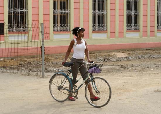 Le vélo, premier moyen de transport cubain