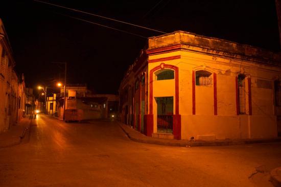 Camagüey la nuit