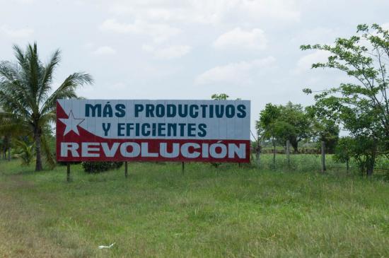 Plus productifs et plus efficaces pour la révolution