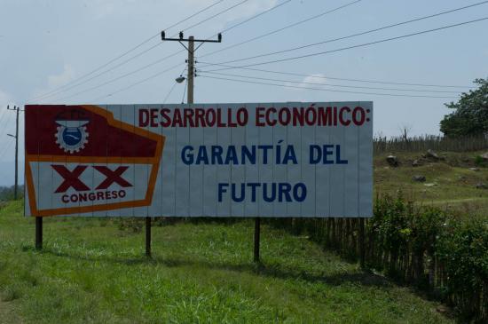 Développement économique, la garantie du futur