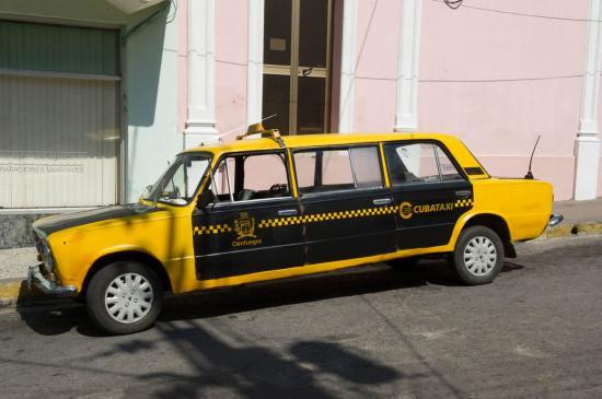 Limousine cubaine