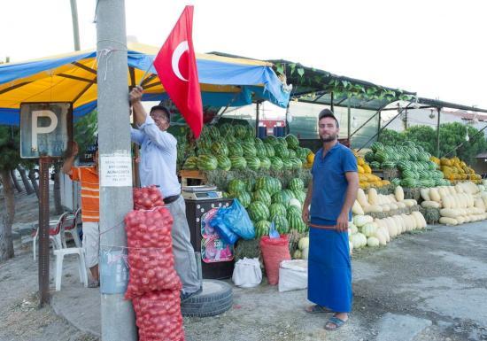 Fier d'être turc
