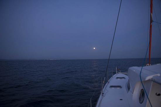 La lune va nous quitter