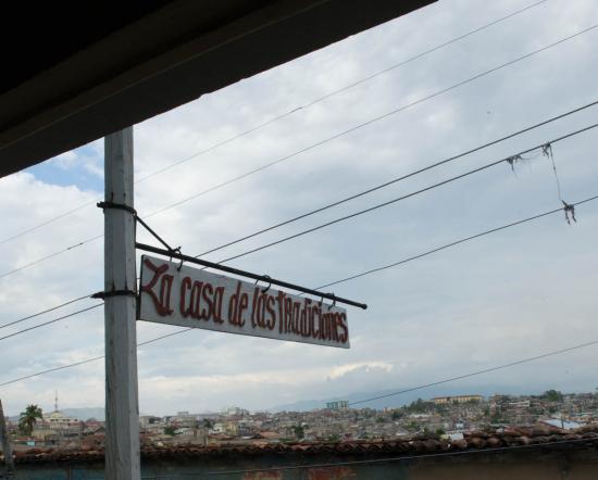 Un lieu mythique à Santiago