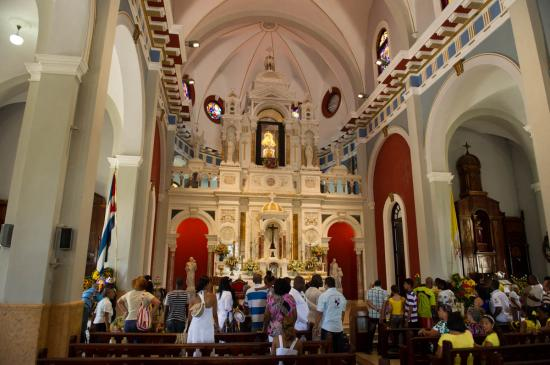 La Basilica de la Virgen de la Caridad del Cobre
