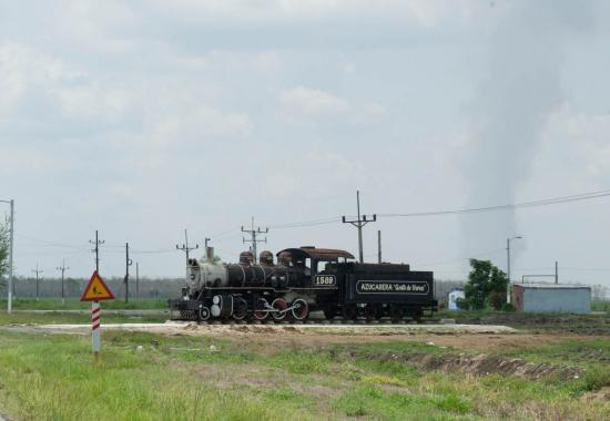 Ancienne locomotive