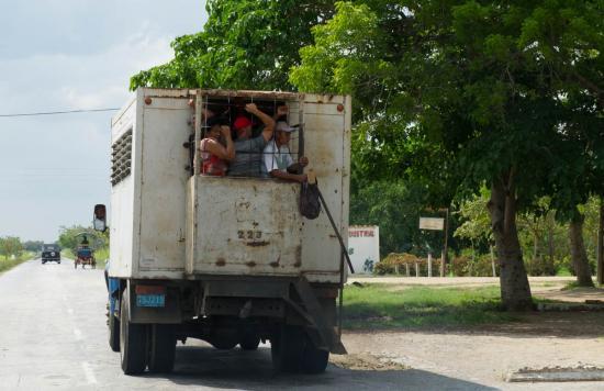 Transport très très en commun