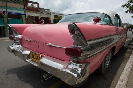 Une Pontiac