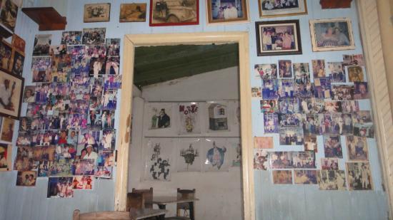 L'intérieur de la Casa de las Tradiciones