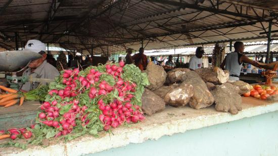Le marché de Camagüey